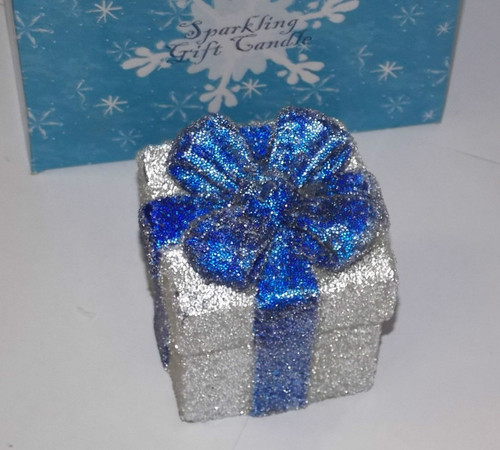 Sparkling Present Candle