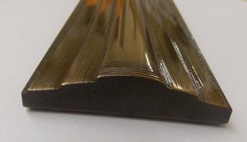2x8 Deco | Polished Bronze | Metal Look | 160848304416