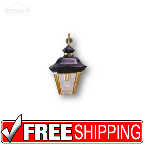 Hanging Light - 414603 - Ceramic Body Brass Cap