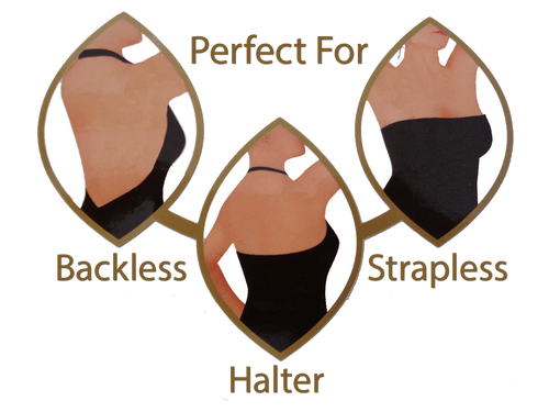 Backless Strapless | Reusable | Lingerie
