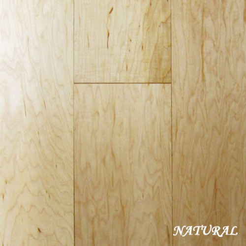 "MAPLE | Engineered Hardwood Flooring | Cottage Series | 3"" x 3/8"" Cabin Grade [25.5 SF / Box]"
