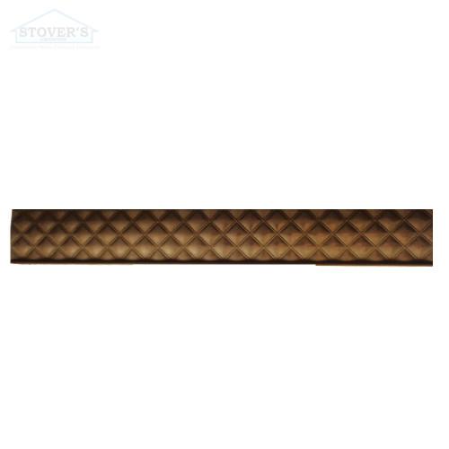 2x12 | Metal Look Deco | Knottingham Liner Brass Eggshell | Trim 410