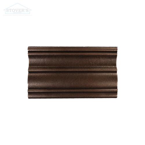 3.5x6 Deco | Metal Look Decos | Cornice Molding | TRIM331021003