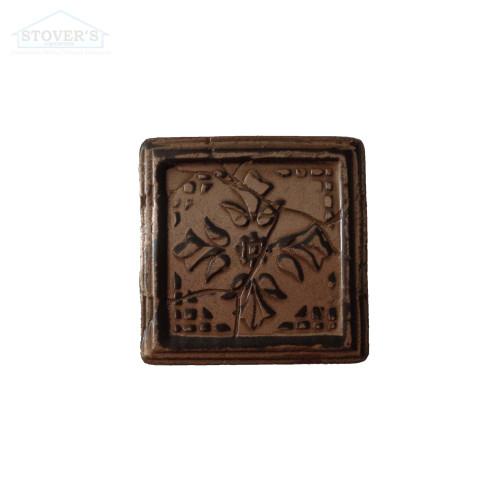4x4 Deco   Metal Look Decos   Hermitage Deco Oil Rubbed Bronze   M1D028065011