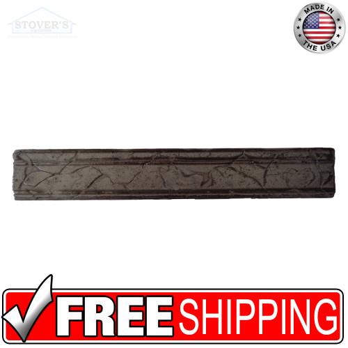 2x12 Deco   Metal Look Decos   Pisa Liner Oil Rubbed   M2L016065011