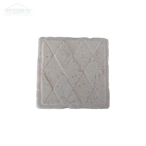 4x4 Deco | Metal Look Decos | Harlequin Deco Travertine | S2D163-01