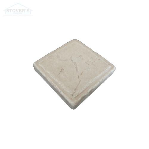 2x2 Deco | Metal Look Decos | Ionic Dot Travertine | S2D178-01