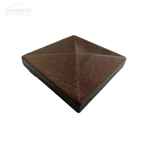 2x2 Deco | Metal Look Decos | Pyramid Dot | TILE471002001