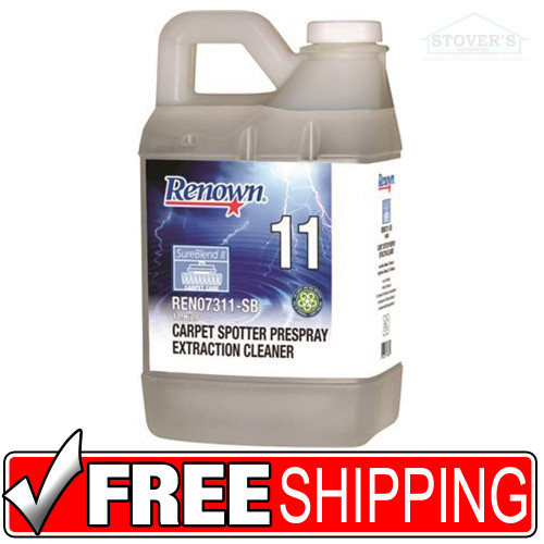 Renown | Carpet Spotter Pre-Spray Extraction Cleaner | 64 OZ. | REN07311-SB