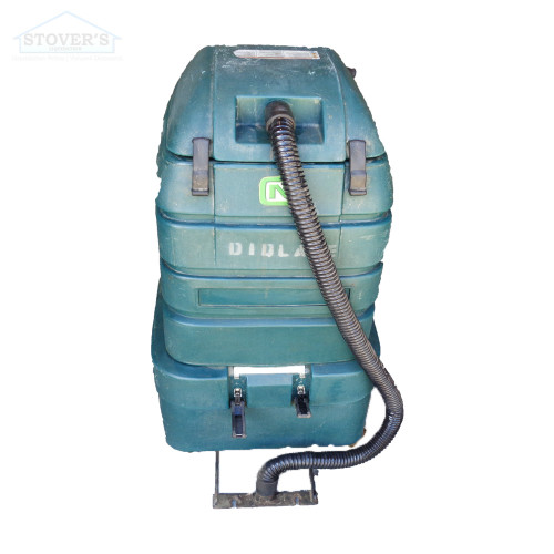 Nobles | Used 15 Gallon Commercial Wet/Dry Vacuum | FREE SHIPPING
