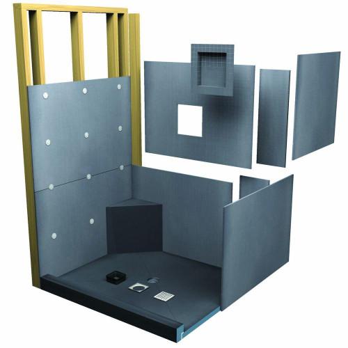 Shower Kit | wedi | Fundo Primo Shower Kit | 48x48 | Free Shipping