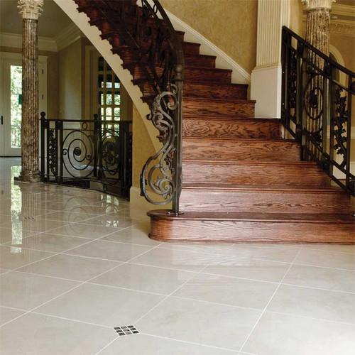 Creama Classic Polished | 12x12 | Marble Tile | FOB TN |