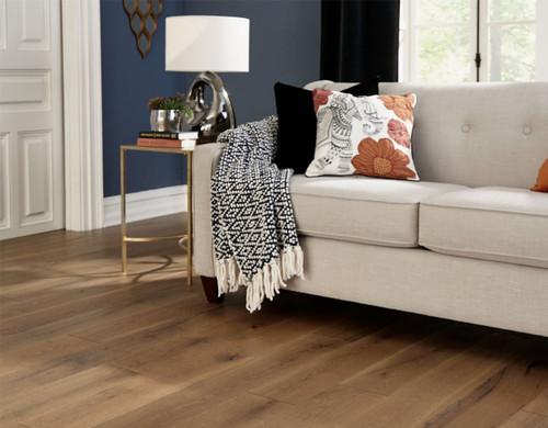 Autumn Bronze Euro Sawn White Oak | Engineered Hardwood | Value Collection |  7'' X 1/2'' Cabin Grade [31 SF / Box]