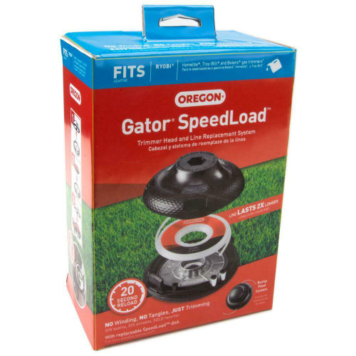 Oregon 24-250-W Gator SpeedLoad Trimmer Line | FREE SHIPPING