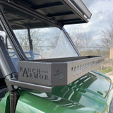 Kawasaki Mule Pro Front Roll Bar Basket