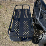 UTV Front Hitch Basket Extra Large Utility Rack