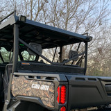 Can-Am Defender Max Crew Metal Roof