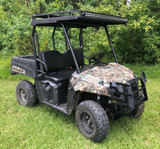 Polaris Ranger Mid Size Extended Roof with Light bar package