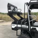 SOLD - 2019 Kawasaki Mule Pro FXT Project Quicksilver