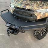 Ranch Armor Polaris Ranger Feeder Bumper Front Rack