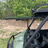 Can-Am Defender Tip-Out Glass Windshield