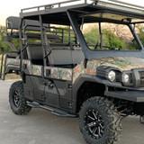 Kawasaki Mule Pro FXT Ranch Armor Side Steps