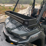 Can-Am Defender Ranch Armor Front Roll Bar Basket Rack