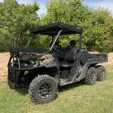 Can-Am Defender Single Cab Metal Roof