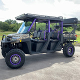SOLD - 2019 Polaris Ranger 1000 Crew - Project Horned Frog