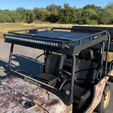 Rigid LED Light Bar shown was a custom add-on requested by customer and are NOT standard.