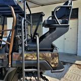 Kawasaki Mule Pro FX/FXT Aluminum High Seat