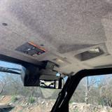 Polaris Ranger Crew NorthStar/HVAC Metal Top