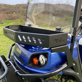 EZ-GO Golf Cart Front Hood Basket
