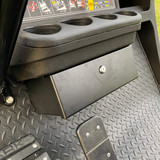 EZ-GO Golf Cart Dash Lock Box