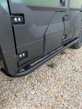 Kawasaki Mule Pro FXT Ranch Armor Nerf Bars