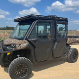 Can-Am Defender Max Limited HVAC Metal Roof