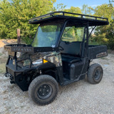 Polaris Ranger Single Cab Mid-Size Ultra Extended Roof