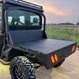 Can-Am Defender Aluminum Flatbed