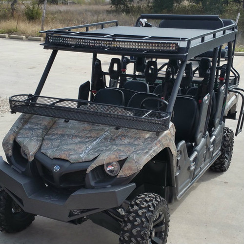 Yamaha Viking 6 (IV) One-Piece Metal Roof
