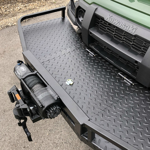 Kawasaki Mule Pro Feeder & Cargo Bumper