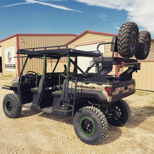 SOLD - 2019 Polaris Ranger 1000 Crew - Project General