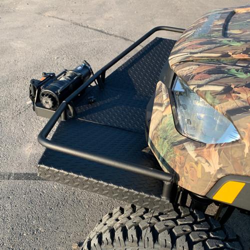 Ranch Armor Polaris Ranger Feeder Bumper Front Rack