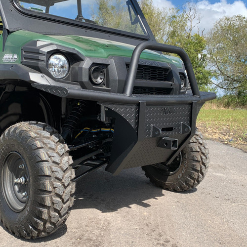 Kawasaki Mule Pro Ranch Armor Front Replacement Bumper