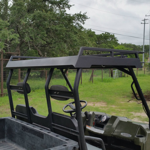 Polaris Ranger Full-Size Single Cab Metal Roof (Pipe Frame 08-17)