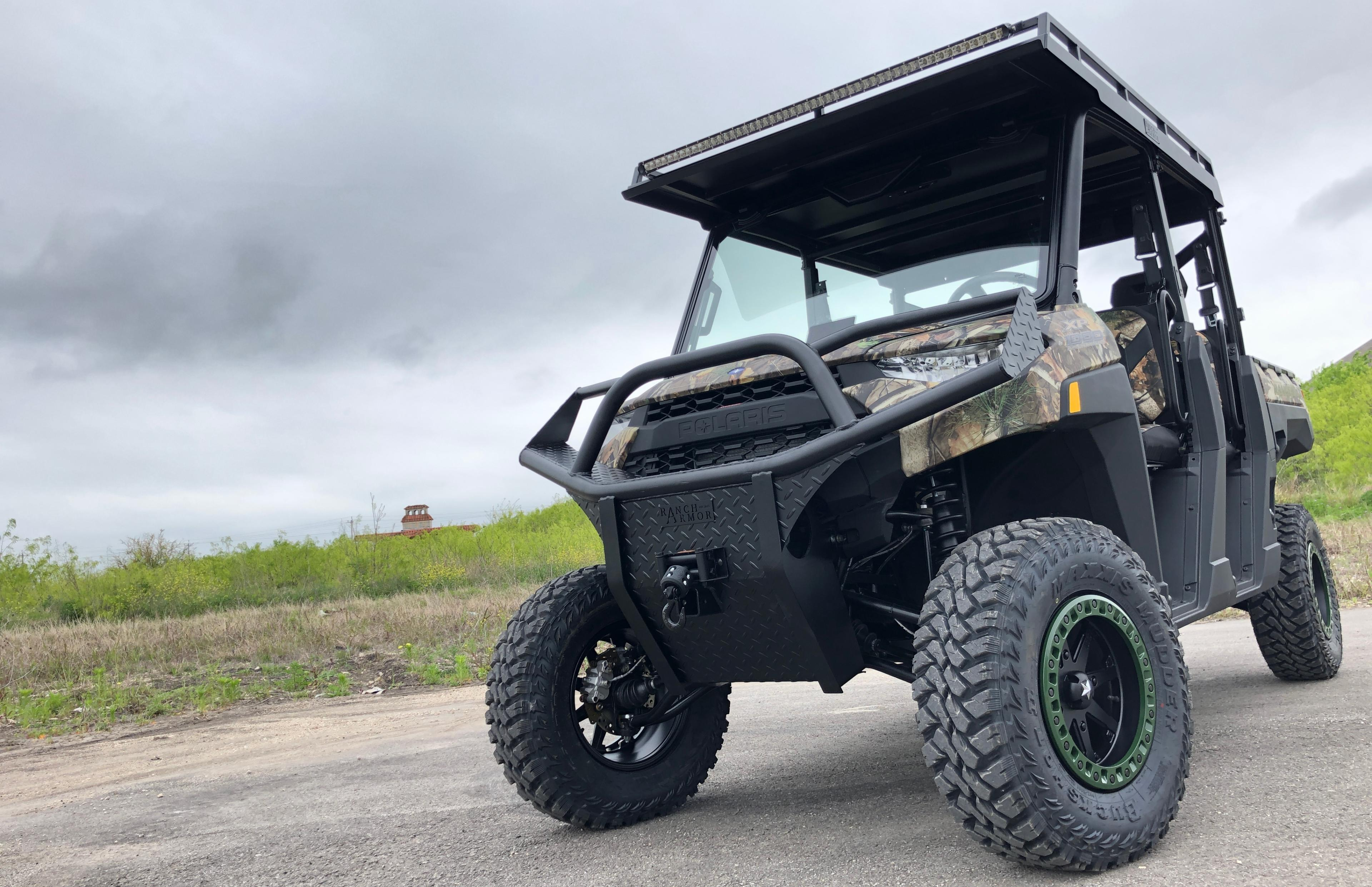 2019-polaris-ranger-1000-front-bumper-replacement-and-metal-roof-by-ranch-armor-texas-outdoors-utv-outfitters.jpg