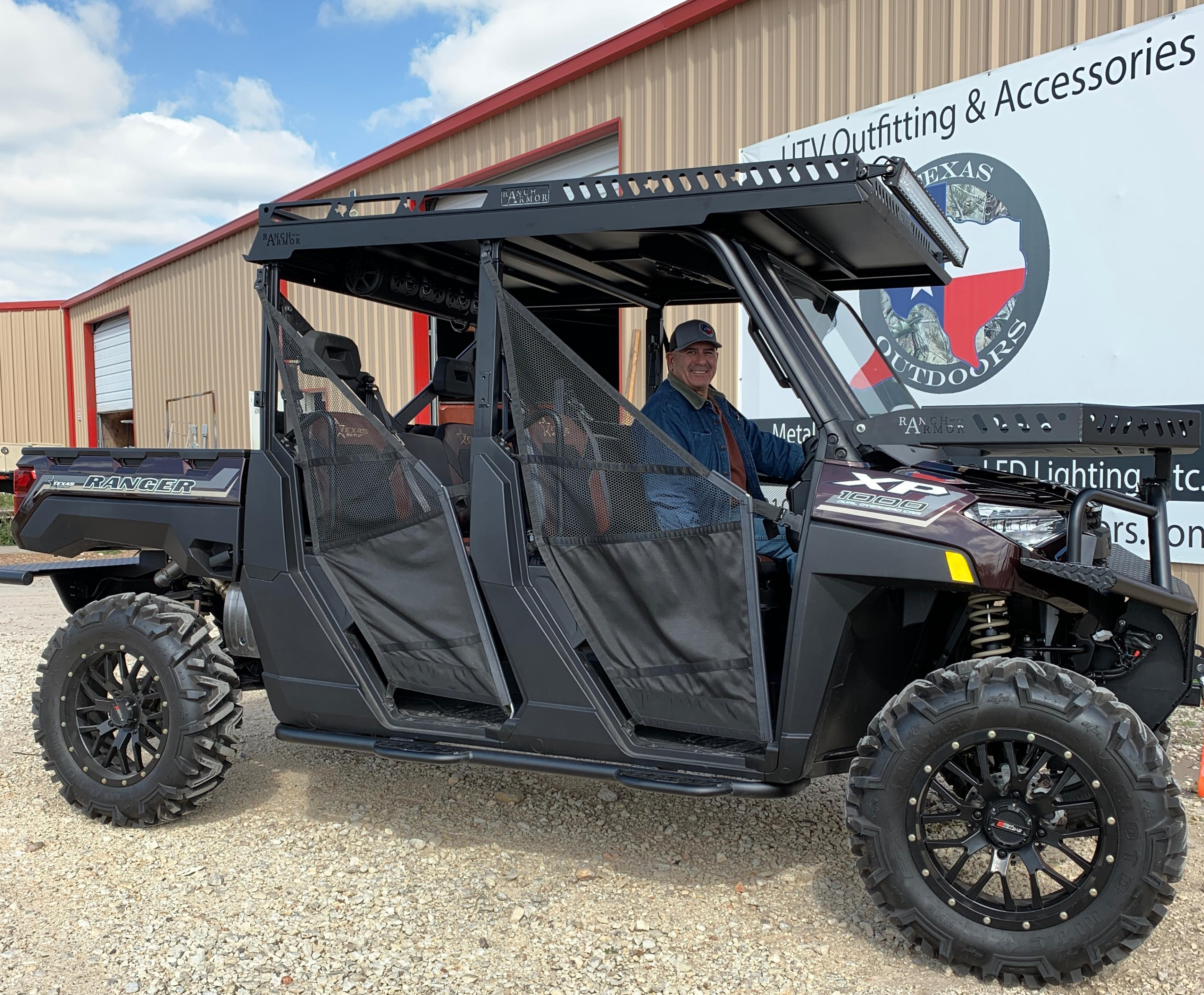 2020-polaris-ranger-texas-edition-1000-crew-customer-photo-with-ranch-armor-metal-roof-bumpers-and-side-steps.jpg