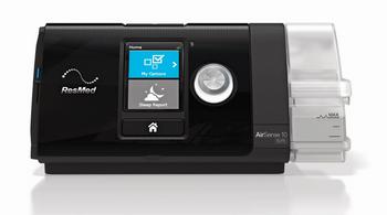 CPAP Machine | Resmed AirSense 10 Elite w/ HumidAir  Tube -Standard Tube. by Resmed