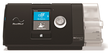 ResMed AirSense10  CPAP Machine 3D with Climateline Upgraded AirSense10 CPAP Machine Pack by ResMed.