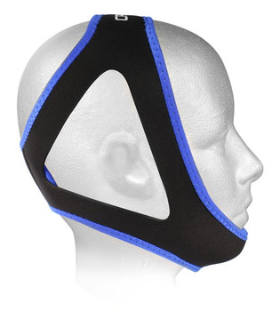 CPAPology Morpheus Deluxe Snoring Chinstrap  CPAP Chin Strap for Sleep Apnea Mouth Breather Chin Strap
