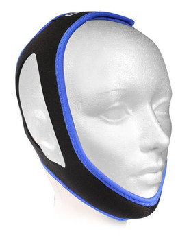 Chin Strap to reduce Jaw drop while using CPAP Machine Jaw Drop Chin Strap to use with nasal cpap mask for   Chin Strap for mouth dryness during cpap therapy
